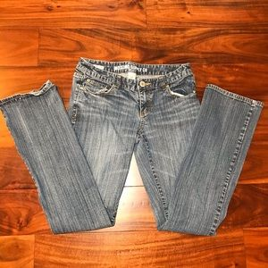 Women's size 7R, Mossimo, Boot Cut Jeans